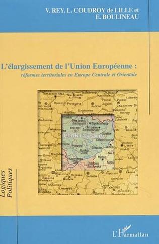 Couverture L'élargissement de l'Union Européenne