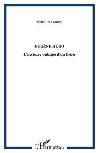 Couverture Eugène Hugo