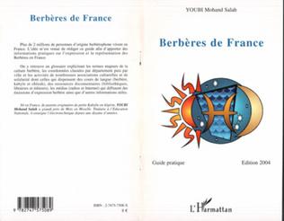 Couverture Berbères de France