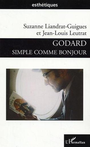 Couverture Godard simple comme bonjour