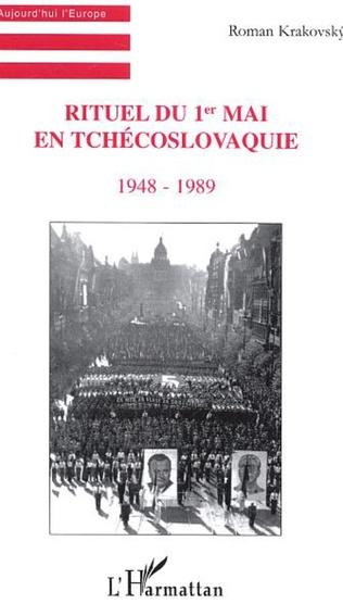 Couverture Rituel du 1er mai en Tchécoslovaquie