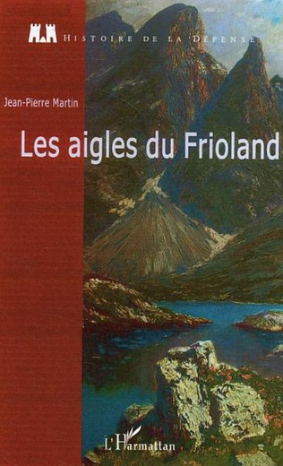 Couverture Les aigles du Frioland
