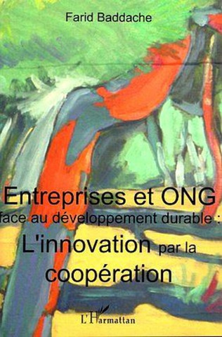 Couverture Entreprises et ONG face au développement durable : l'innovation par la coopération