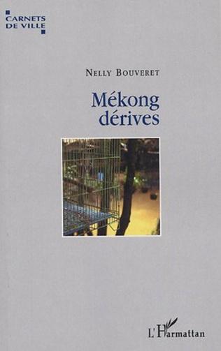 Couverture Mékong dérives