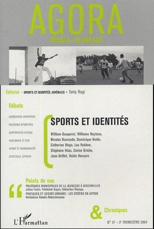 Couverture Sports et identités