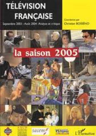 Couverture Télévision française La saison 2005