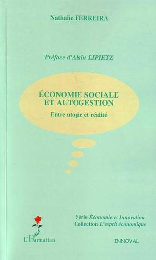 Couverture Economie sociale et autogestion