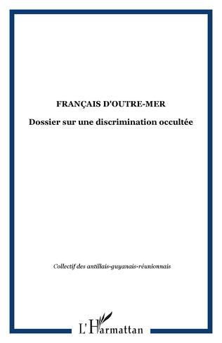 Couverture Français d'Outre-Mer