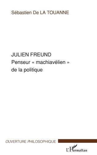 Couverture Julien Freund