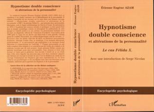 Couverture Hypnotisme double conscience