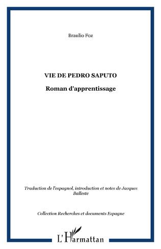 Couverture Vie de Pedro Saputo