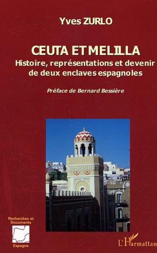 Couverture Ceuta et Melilla
