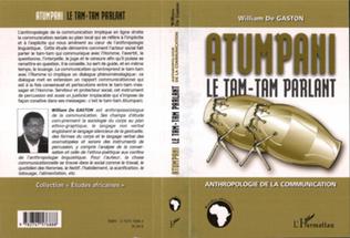 Couverture Atumpani le tam-tam parlant