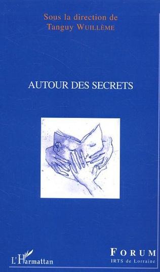 Couverture Autour des secrets
