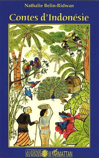 Couverture Contes d'Indonésie