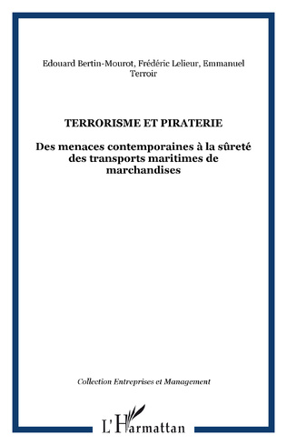 Couverture Terrorisme et piraterie