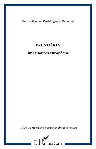 Couverture Frontières