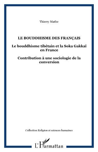 Couverture Le bouddhisme des français