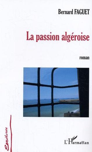 Couverture La passion algéroise