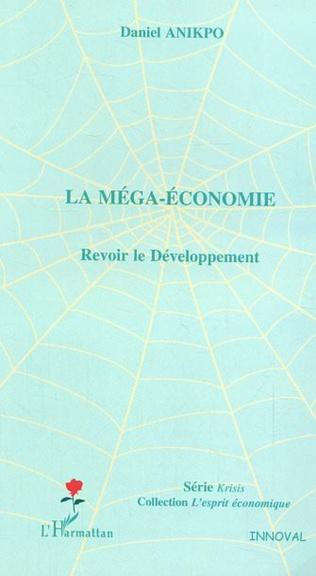 Couverture La méga-économie