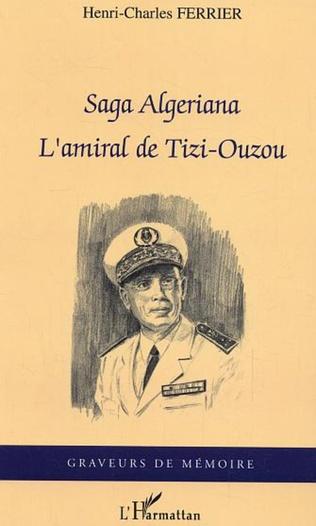 Couverture Saga algeriana