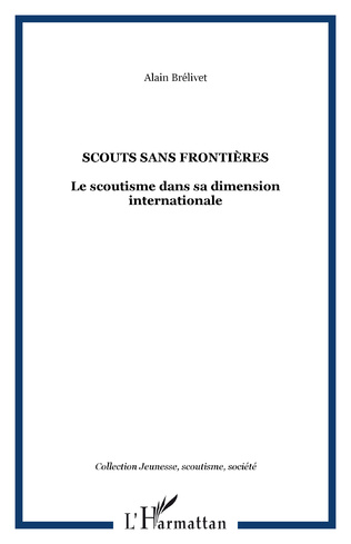 Couverture Scouts sans frontières