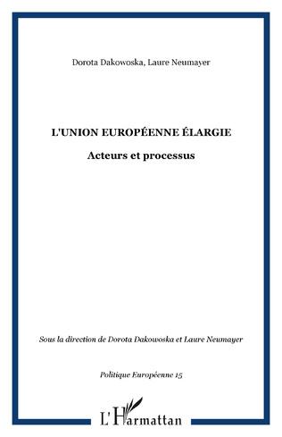 Couverture L'Union européenne élargie