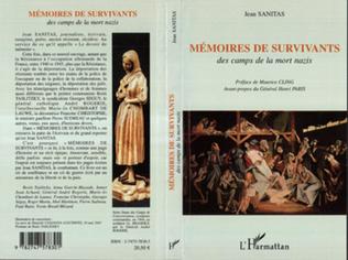 Couverture Mémoires de survivants