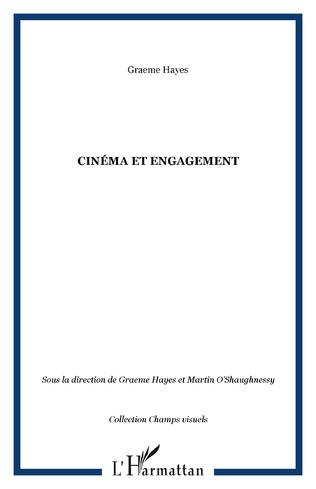 Couverture Cinéma et engagement