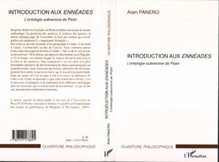 Couverture Introduction aux Ennéades