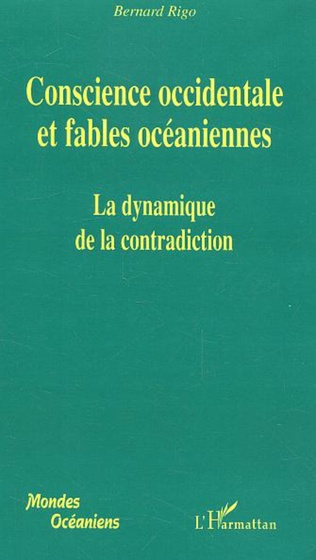 Couverture Conscience occidentale et fables océaniennes