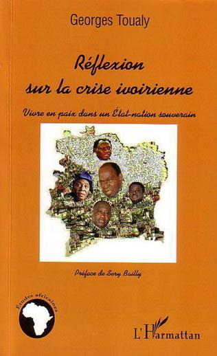 Couverture Réflexion sur la crise ivoirienne