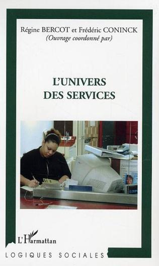 Couverture L'univers des services
