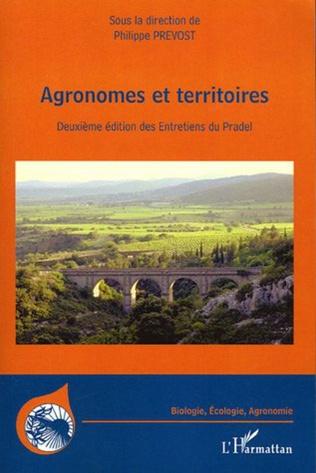 Couverture Agronomes et territoires