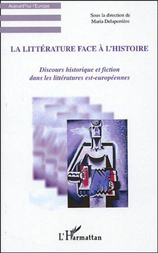 Couverture La littérature face à l'histoire