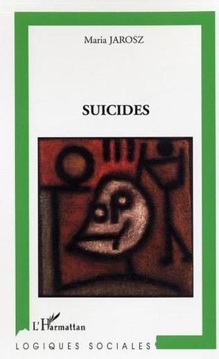 Couverture Suicides