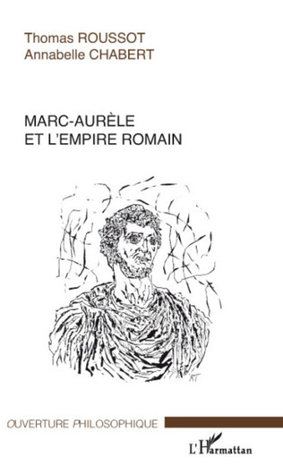 Couverture Marc-Aurèle et l'empire romain