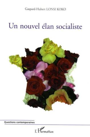 Couverture Un nouvel élan socialiste