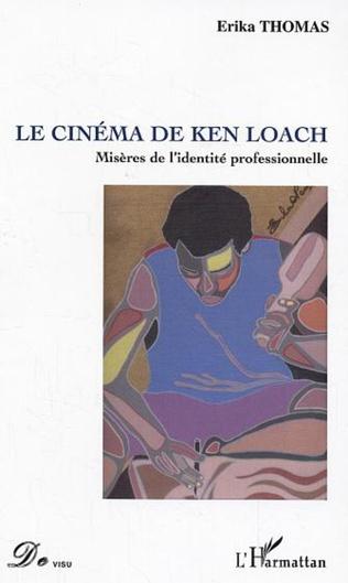 Couverture Le cinéma de Ken Loach