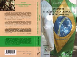 Couverture Dictature et lutte pour la démocratie au Brésil