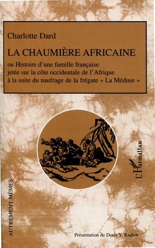 Couverture La chaumière africaine