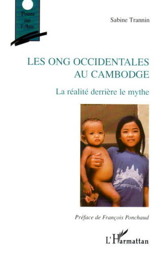 Couverture Les ONG occidentales au Cambodge