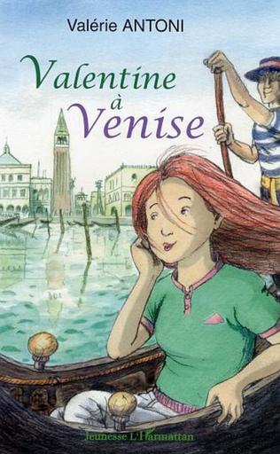 Couverture Valentine à Venise