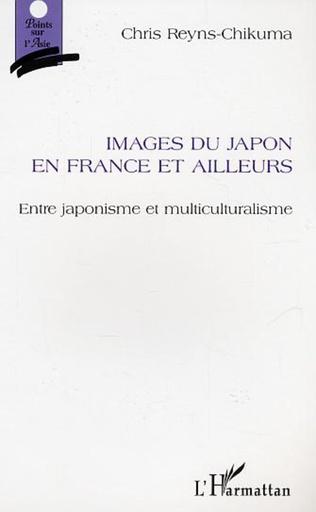 Couverture Images du Japon en France et ailleurs