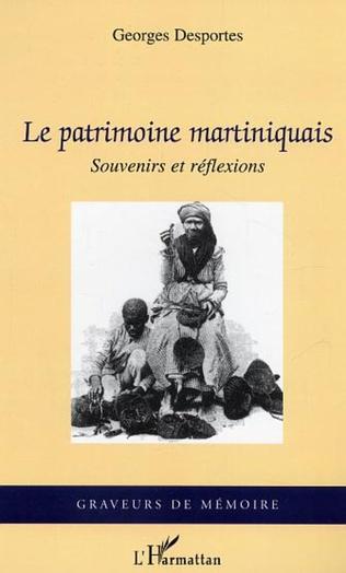 Couverture Le patrimoine martiniquais