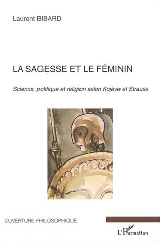 Couverture La sagesse et le féminin