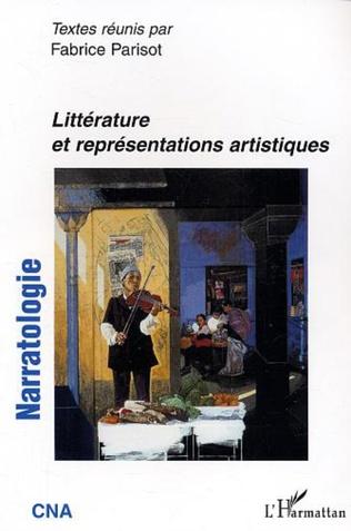 Couverture Littérature et représentations artistiques
