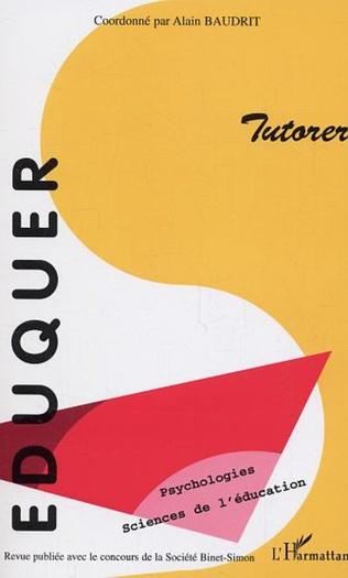 Couverture Tutorer