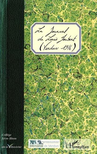 Couverture Le Journal de Louis Joubert