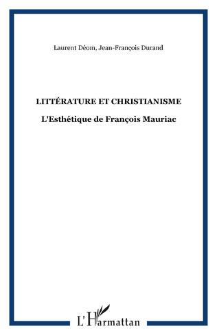 Couverture Littérature et Christianisme